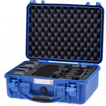 HPRC 2400 Hard Case for DJI Mavic Pro (Blue) [Made in Italy]